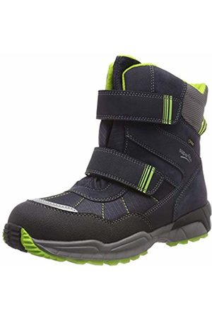 Superfit Boys' Culusuk Snow Boots, (Blau/grün 80)