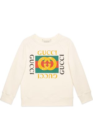 Gucci Childrens sweatshirt with logo