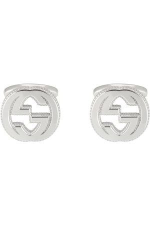 Gucci Interlocking G cufflinks in