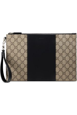 Gucci Men Purses & Wallets - GG Supreme pouch