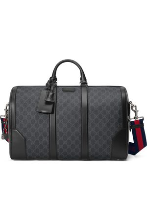 Gucci Men Suitcases - GG carry-on duffle