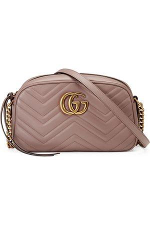 Gucci Women Handbags - GG Marmont small matelassé shoulder bag