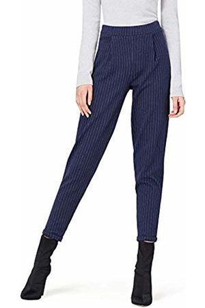 FIND Women's Trousers Tailored Pinstripe