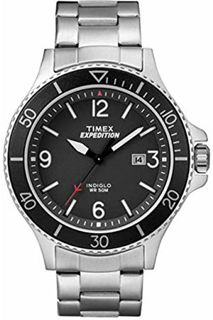 Timex Men's Expedition Ranger Dial with a Stainless Steel Bracelet Watch TW4B10900
