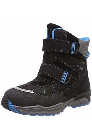 Superfit Boys' Culusuk Snow Boots, (Schwarz/Blau 00)