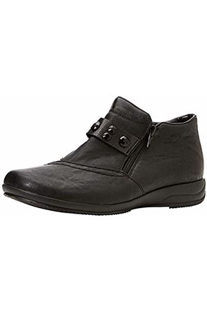 Rieker Women''s L3663 Ankle Boots, Anthrazit/Schwarz 00
