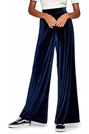 FIND Soft Velour Wide Leg Trouser