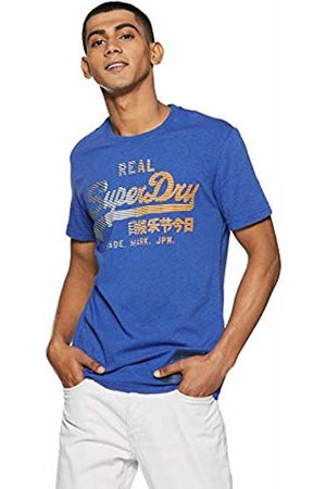 Superdry Men's Vintage Logo 1st Tee Kniited Tank Top