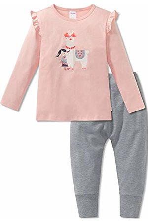 Schiesser Girl's Md Anzug Lang Pyjama Sets