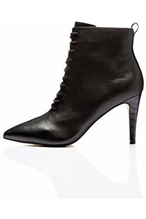 FIND Lace Up Ankle Boots