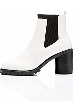 FIND Chunky Chunky Sole Chelsea Boots