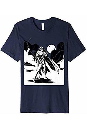 Urban Species DC Batman V Superman Wonder Woman Splash Noir