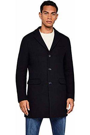 FIND Wool Mix Smart Long Coat