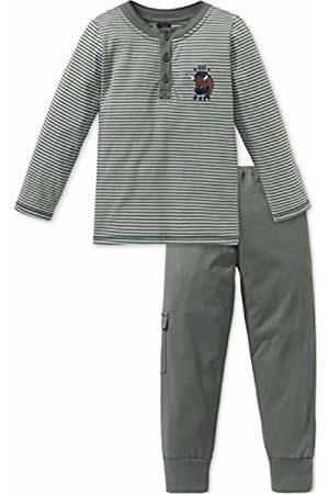 Schiesser Boy's Big Buff Kn Anzug Lang Pyjama Sets