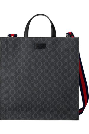 Gucci Men Bags - Soft GG Supreme tote