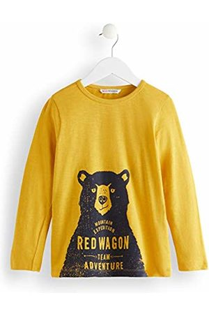 RED WAGON Bear Long Sleeve Top