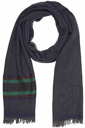 HUGO BOSS Casual Men's Navajo Scarf, (Open 490)