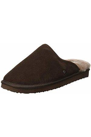 Padders Men's Nevis Open Back Slippers