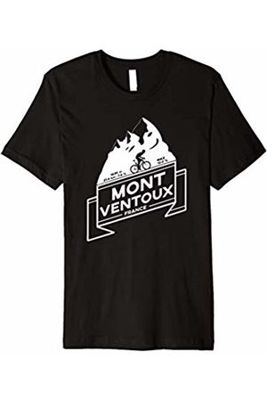Awesome Cycling T Shirts Mont Ventoux Road Cycling Climb T-Shirt
