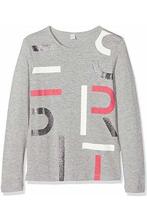 Esprit Kids Tee-Shirt for Girl T (Mid Heather 260)