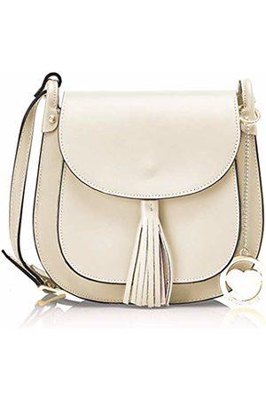 Chicca borse Cbcad001tar, Women's Shoulder Bag