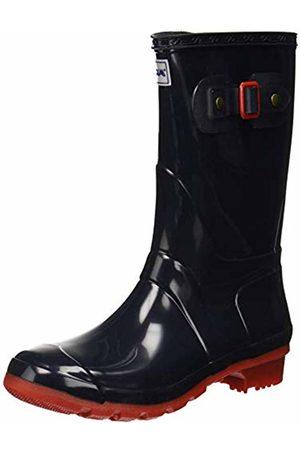 Romika Women's Giorgia 01 Wellington Boots, (Ocean-Kombi 531)