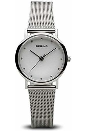 Bering Womens Analogue Quartz Watch with Stainless Steel Strap 13426-000