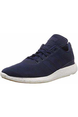 adidas Men''s Busenitz Pure Boost Pk Skateboarding Shoes, (Maruni/Ftwbla / Gum4)