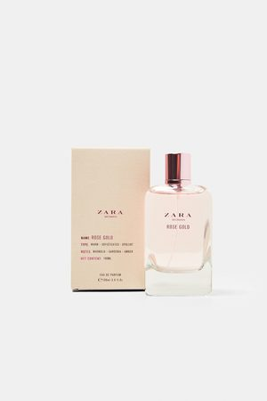 Zara Women Fragrances - Woman rose gold 100 ml