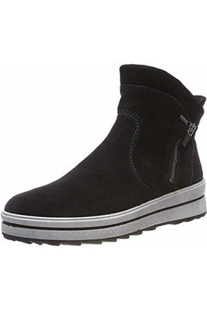 ARA Women''s ST-Anton Snow Boots, (Schwarz 61)