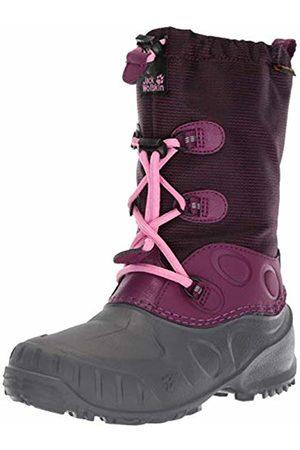 Jack Wolfskin Unisex Kids' Iceland Texapore High K Snow Boots