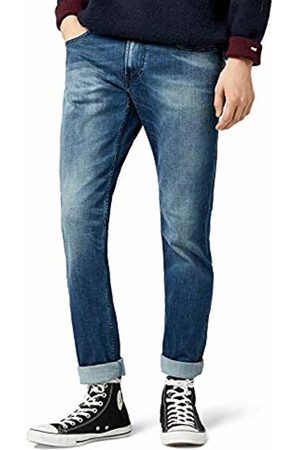 Replay Men's Anbass Slim Jeans, (Mid 9)