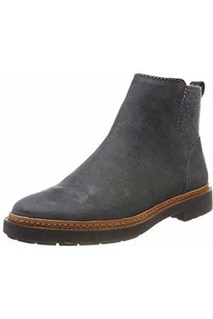 Clarks Women Boots - Women''s Trace Fall Chelsea Boots, (Dark Combi)