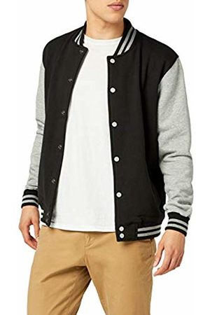 Urban classics S Men's Varsity Jacket