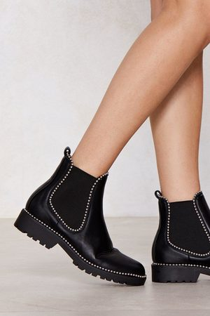 NASTY GAL Womens In It to Pin It Chelsea Boot - - 3