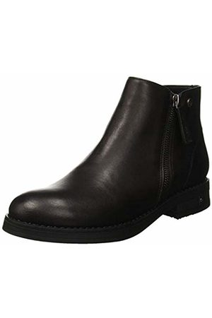 U.S. Polo Assn. Women''s VIKTORYA Leather Ankle Boots