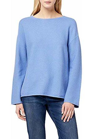 Marc O'Polo Damen Pullover M07600760269, Blau (Night Tide