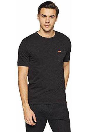 Superdry Men's Originals S/s Pocket Tee Kniited Tank Top, (Dry Smoulder Vl3)