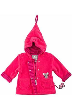 sigikid Girls' Fleece Jacke, Baby Jacket, (Rot (Raspberry Sorbet 678)