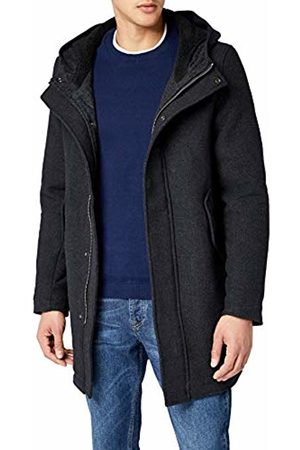Urban classics Men's Hooded Structured Parka