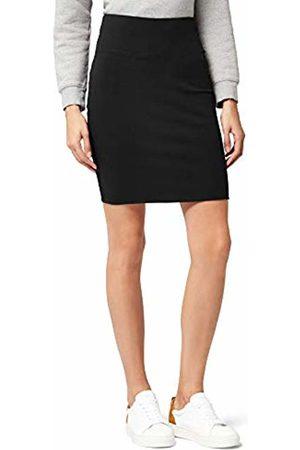 Kaffe Women's Penny Skirt Midi Plain Pencil Skirt