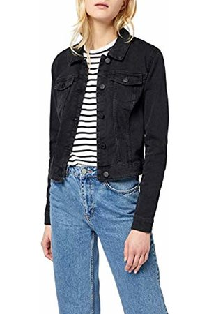 Noisy May Women's Nmdebra L/s Wash Denim Jacket Noos