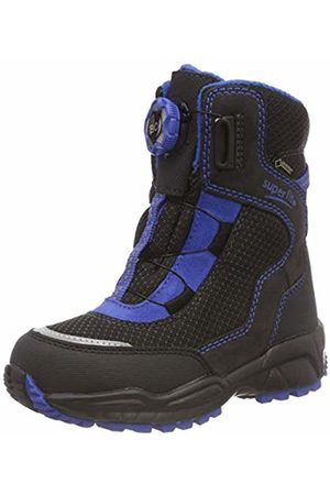 Superfit Boys' Culusuk Snow Boots, (Grau/Blau 20)