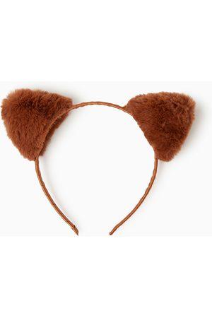 Zara Headbands - HEADBAND WITH FLUFFY EARS