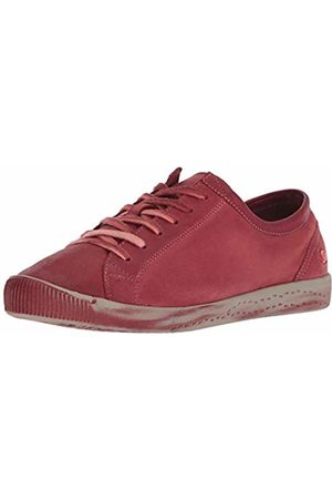 softinos Women's ISLA Washed Leather Trainers