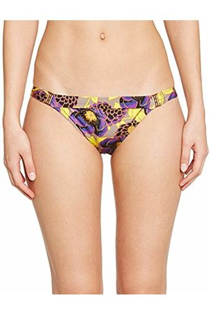 Aubade Women Bikinis - Women's Songe Tropical AJ20 Skort Floral Bikini Bottoms