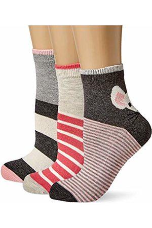 T.U.K. Women's LSHLS641STL Socks