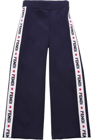 Fendi Mania Triacetate Jacquard Pants