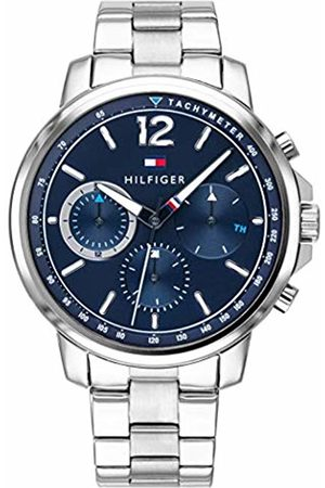 Tommy Hilfiger Mens Multi dial Quartz Watch with Stainless Steel Strap 1791534