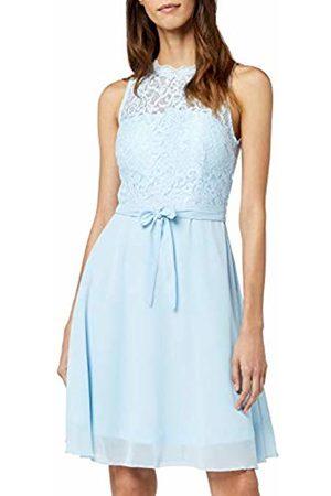 Intimuse Women's Cocktail Sleeveless Dress, (eisblau)